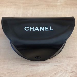 Chanel Sunglass Case for Shields or Oversized